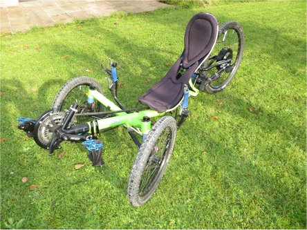 PEPS TRIKE  HPVelotechnik scorpion enduro location assistance électrique go swiss drive